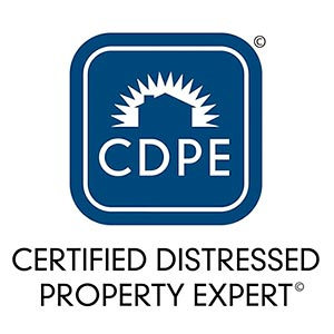 Certified Distress Property Expert